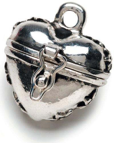 Darice Prayer Metal Antique Silver