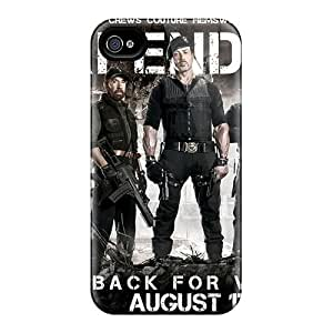 Iphone 5/5s Case Bumper Tpu Skin Cover For The Expendables 2 Back For War Accessories