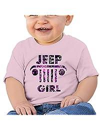 Poursoi Baby¡®s JEEP Girl Unisex T-Shirt