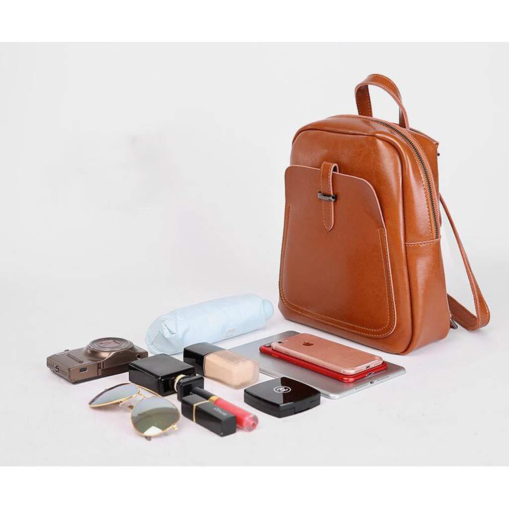 DXQI Damen PU Leder Crossbody Tasche, Leder Schulter Handtasche Handtaschen Handtaschen Handtaschen für Frauen 25  11  30 cm Casual Tasche für Damen (Farbe   Kaffee - Farbe, größe   One Größe) B07LD5VZWF Schultertaschen Offizielle Webseite 17ecdb