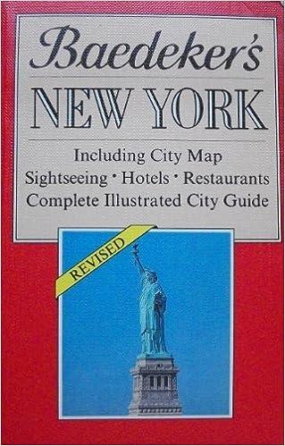 Lire un livre électroniqueBaedeker New York (Baedeker's New York) (French Edition) PDF ePub