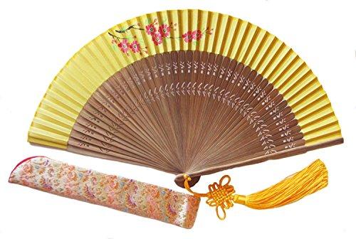 [Wise Bird Woman Handmade Bamboo Silk 8