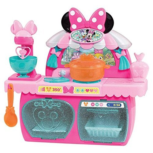 Minnies Happy Helpers Bowtastic Pastry Playset