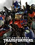 Transformers Coloring Book: Great Book For Adults and Kids