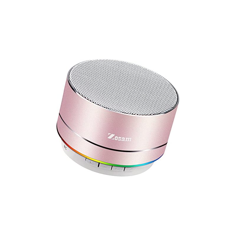 Zosam Portable Wireless Bluetooth Speake