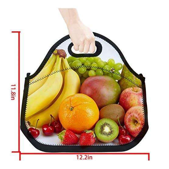 Molang Neoprene Lunch Bag 3