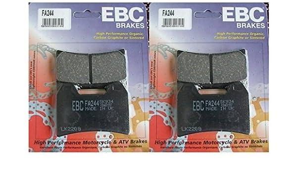 EBC FA244 Organic Brake Pads