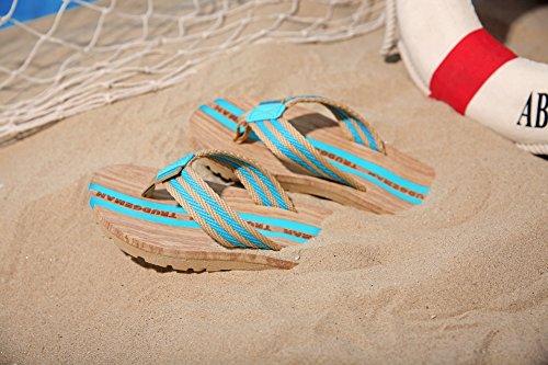 Di Di Sandali Della Presa Coppie Eccellente Spiaggia Delle YTTY Usura Flop Delle Vibrazione Modo Rosa Casuale Di Impermeabili Della Flip fgw1vX