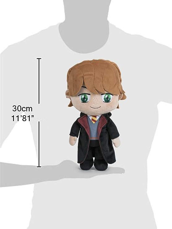 HARRY POTTER - Peluche 1181/30cm Ron Weasley Ministerio de Magia, el Mejor Amigo de Harry con Blister Calidad Super Soft