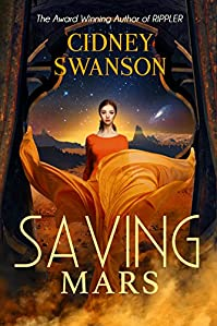 Saving Mars by Cidney Swanson ebook deal