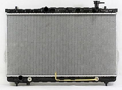 asequible radiadores 2389 para radiador de Hyundai Santa Fe 01 - 06 ...