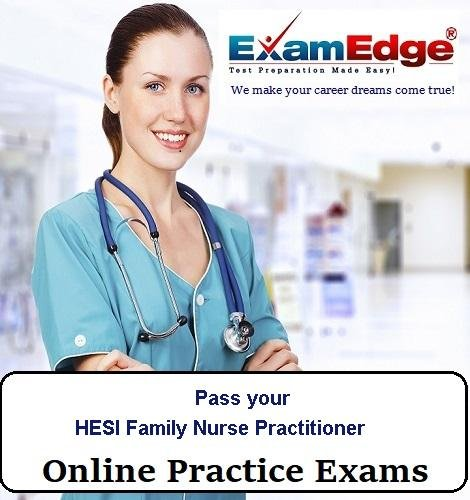 Pass your HESI Family Nurse Practitioner (25 Practice Tests) by Exam Edge, LLC