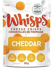 Whisps WHISPS Cheddar Cheese Crisps, Cheddar, 60 Gram