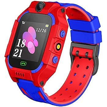 Amazon.com: Reloj inteligente para niños y niñas de 3 a 12 ...