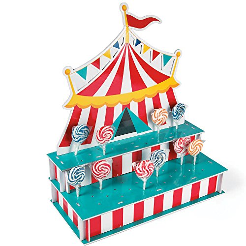 Fun Express 13657235 Tent Shaped Lollipop product image
