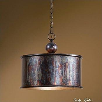 uttermost 21921 albiano 1 light pendant - Uttermost Lights