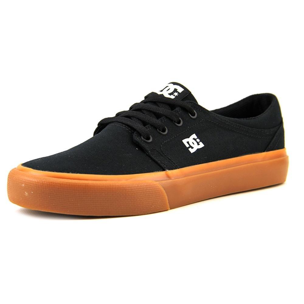 DC Shoes Men's Trase TX Shoes Black / Gum 12