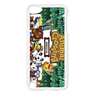 iPod Touch 5 Case White Animal Crossing New Leaf G5W9LU