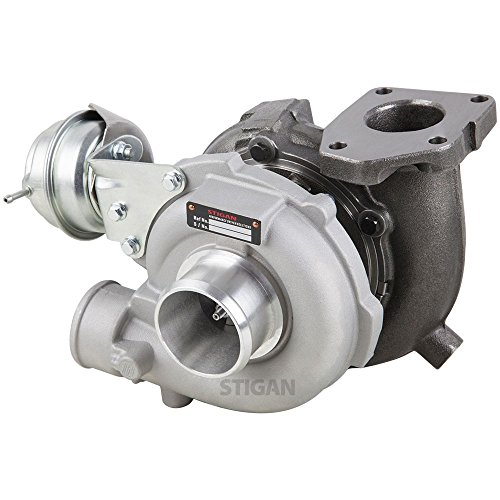 2006 Jeep Liberty Diesel - New Stigan Turbo Turbocharger For Jeep Liberty CRD Diesel 2005 2006 2007 - Stigan 847-1018 NEW
