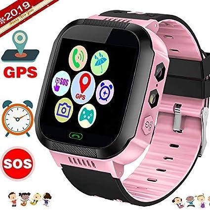 Amazon.com: Reloj inteligente para niños [tarjeta SIM ...