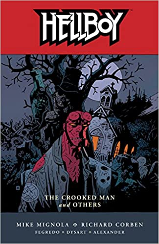 c3b58ceeb147 10  The Crooked Man and Others  Mike Mignola