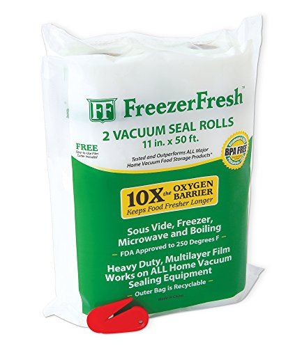 2 Pack - Freezer Fresh 11