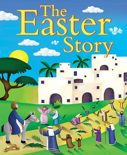 The Easter Story: Candle Bible for Kids: Amazon.co.uk: Juliet ...