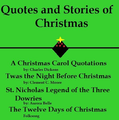 Quotes and Stories of Christmas -