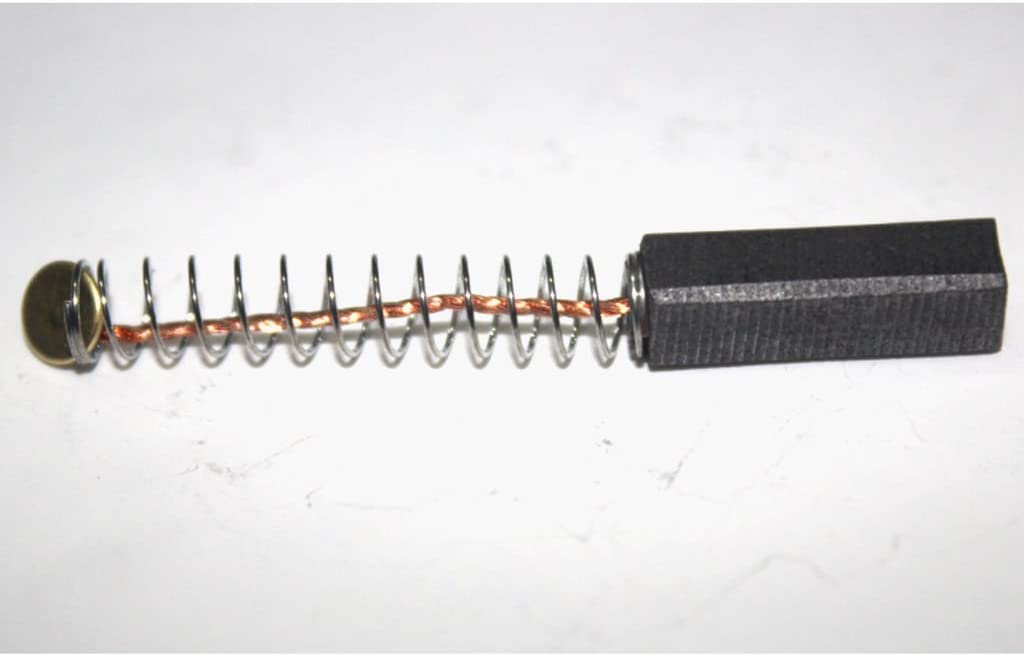 Winwill 4pcs 5 x 5 x 20mm Universal Motor Carbon Brushes for Electric Tools
