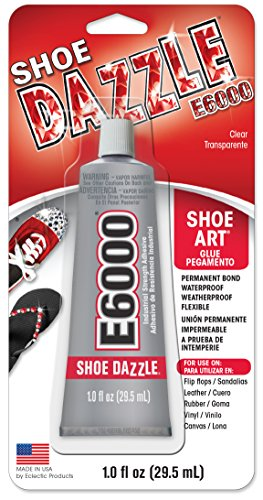 E6000 260111 Shoe Dazzle Adhesive 1 Fl Oz