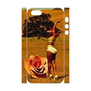 I-Cu-Le Cell phone Protection Cover 3D Case Rihanna For Iphone 5,5S