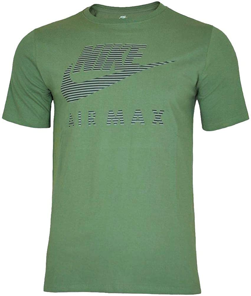Nike Air Max Application Tee Maglietta Uomo Camicia Cotone