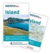 Island: MERIAN live! - Mit Kartenatlas im Buch und Extra-Karte zum Herausnehmen