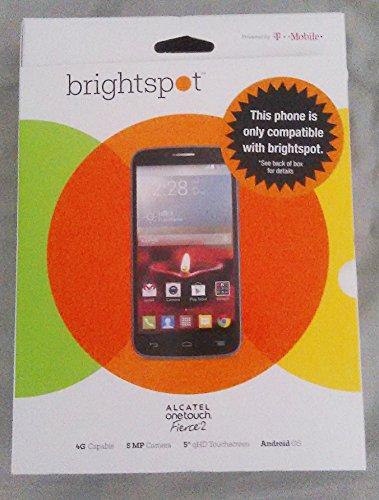 BrightSpot ALCATEL ONETOUCH FierceTM T Mobile
