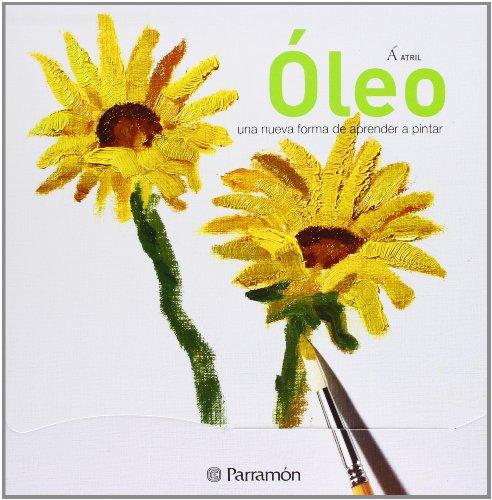 Descargar Libro Oleo, Una Nueva Forma De Aprender A Pintar Equipo Parramon