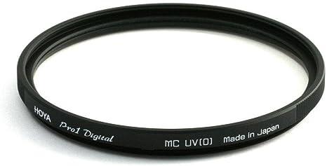 Hoya - Filtro de 55 mm Pro-1 Digital UV Screw-In, Negro: Amazon.es: Electrónica