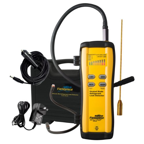 Best Selling Fieldpiece Heated Diode Refrigerant Leak Detector - SRL8
