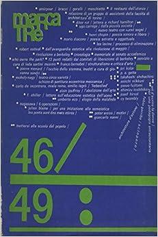 Book Marcatré 46/47/48/49