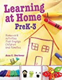 Learning at Home Pre K-3, Ann C. Barbour, 1616085487