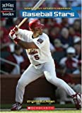 Baseball Stars, Virginia Buckman, 0531125831