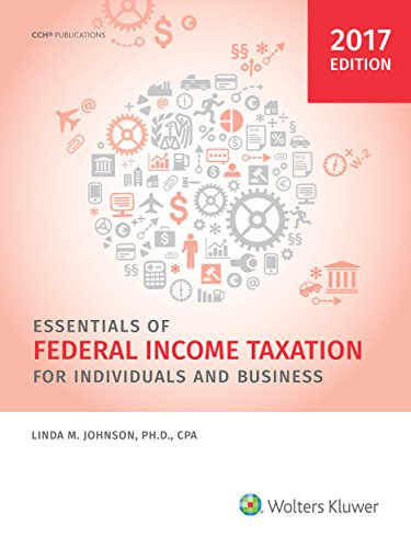 Amazon essentials of federal income taxation for individuals essentials of federal income taxation for individuals and business 2017 by johnson fandeluxe Images