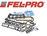Fel Pro 260-1169 Ford Small Block 302 5.0L Overhaul Rebuild Gasket Kit 82-87 SBF (SBF 5.0L 302)