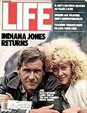 Life Magazine June, 1984 -- Cover: Indiana Jones Returns