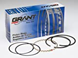 EMPI 98-1169-B VW Air Cooled GRANT PISTON RING SET, 85.5mm, 2X2X5mm, With Cast Top Ring