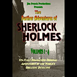 The Further Adventures of Sherlock Holmes, Box Set 1: Volumes 1-4