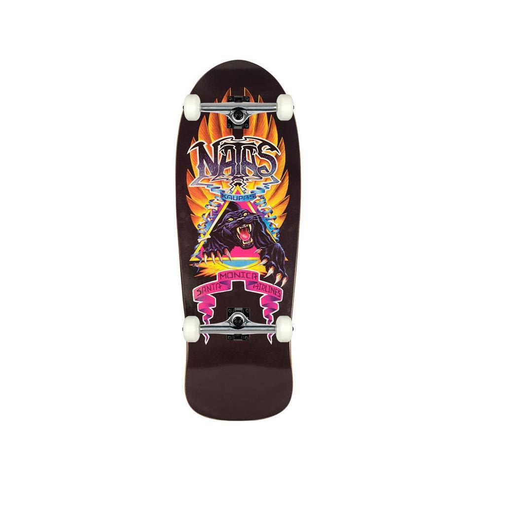 Amazon.com: Santa Cruz Skateboard SMA Natas Panther X ...