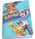 Pokemon cards Album Book Top loaded List playing pokemon cards holder album toys for Novelty gift