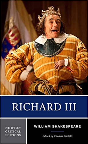 richard 3 and looking for richard essay In what ways does a comparative study accentuate the distinctive contexts of richard iii and looking for richard by studying the connections between shakespeare.
