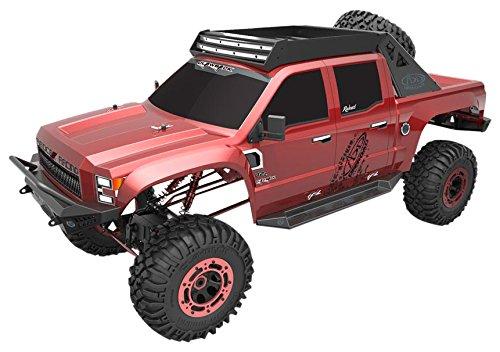 Redcat Racing Clawback Crawler, Red