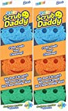Scrub Daddy - Original Temperature Controlled Colored Scrubber -...